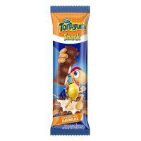 Display de Tablete de Chocolate Tortuguita Snack Baunilha 28g (24 un/cada) - Cod. 7898142864702