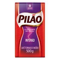 Café Pilão Intenso Vácuo 500g - Cod. 7896089012880C10