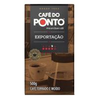 Café Do Ponto Exportação Vácuo 500g - Cod. 7896089029475C10