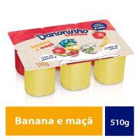 Iogurte Danoninho Polpa Banana e Maça 510g - Cod. 7891025121084