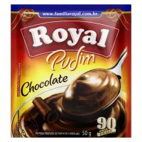 Pudim Chocolate 50g - Cod. 7622300286019C12