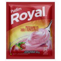 Pudim Royal Morango 50g - Cod. 7622300286057C12