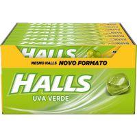 Bala Halls Uva Verde 21Unx28g Novo - Cod. 78938861C21