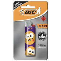 Isqueiro BIC Maxi DECOR estampa Fun - Cod. 070330662568C10