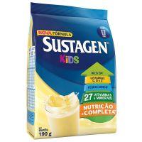 Complemento Alimentar Sustagen Kids Baunilha Display Com 6 Sachês 190g - Cod. 7898941911256