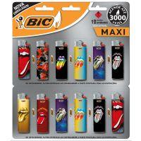 Isqueiro BIC  Maxi DECOR estampa Collection - Cod. 70330662490