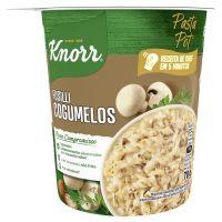Massas Knorr Macarrão  Cogumelo 70   4 unidades - Cod. C42468