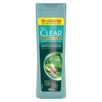 Shampoo Anticaspa Clear Botanique Anticoceira Leve 400mL Pague 330mL - Cod. 7891150081628