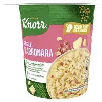Macarrão Instantâneo Knorr Fusilli Carbonara Pasta Pot 62g - Cod. 7891150079458