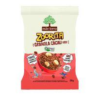 Granola Orgânica Mãe Zooreta Terra Cacau Kids 200g - Cod. 7891150079687