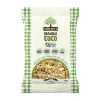 Granola Mãe Terra Orgânica Coco 200g - Cod. 7891150075467