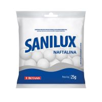 Sanilux Pedra Naftalina 30G - Cod. 7896001058101