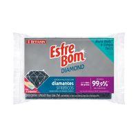 Esponja Esfrebom Diamond Com 60 - Cod. 7896001004481