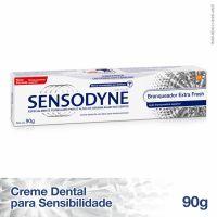 Sensodyne Branqueador Extra Fresh Creme Dental para Dentes Sensíveis 90g - Cod. 7896015520045