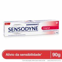 Sensodyne Original Creme Dental para Dentes Sensíveis 90g - Cod. 7896009419324