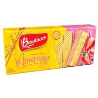 Biscoito Wafer Bauducco Morango 140g - Cod. 7891962037004
