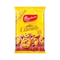 Biscoito Bauducco Leite Com Gotas de Chocolate 335g - Cod. 7891962006697