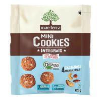Cookie Integral Orgânico Diet 4 Castanhas Brasileiras 120g - Cod. 7896496981021