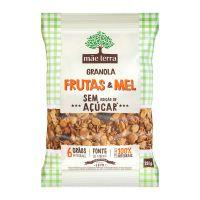 Granola Frutas & Mel sem açúcar 250g - Cod. 7896496972104