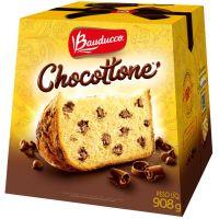 Chocottone Bauducco com Gotas de Chocolate Bauducco 908g - Cod. 7891962055312