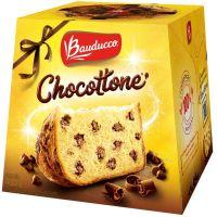 Chocottone Bauducco com Gotas de Chocolate 400g - Cod. 7891962027395