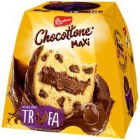 Chocottone Bauducco Trufa com Cobertura de Chocolate 500g - Cod. 7891962057088