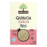 Quinoa em Grãos Integral Orgânica Mãe Terra 250g - Cod. 7896496912520