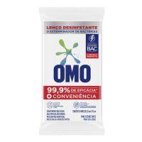 Desinfetante OMO Lenços Umedecidos 15 Unidades - Cod. 7891150078871
