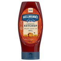 Ketchup Squeeze Hellmann's com Mel 380g - Cod. 7891150056459
