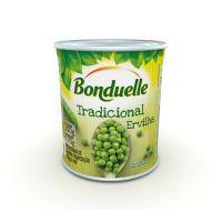 Ervilha em Conserva Bonduelle Tradicional 170g | Caixa com 1 - Cod. 3083681080926