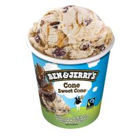 Sorvete Ben&Jerry's Cone Sweet Cone 458ML | Caixa com 8 - Cod. 76840608058C8