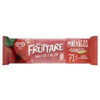 Sorvete Kibon Fruttare Morango 75ML | Caixa com 22 - Cod. 7891150054943C22