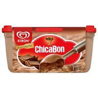 Sorvete Kibon Sorveteria Chicabon 1.3L | Caixa com 4 - Cod. 7891150055896C4