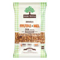 Granola Mãe Terra Frutas sem Açúcar 800g - Cod. 7896496972111