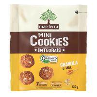Cookies Orgânicos Mãe Terra Diet Granola e Mel 120g - Cod. 7896496980826
