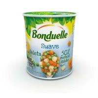 Seleta Bonduelle Suave 200g | Caixa com 1 - Cod. 3083681015676