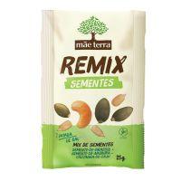 Remix Mãe Terra Sementes Abóbora + Girassol 20g - Cod. 7896496972623