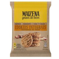 Cookies Integrais Maizena Castanha do Pará 30g - Cod. 7891150059375