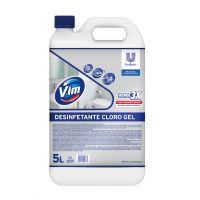 Desinfetante VIM Cloro Gel 5L - Cod. 7891150060425