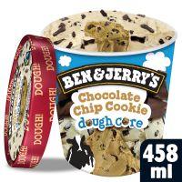 Sorvete Ben&Jerry's Chocolate Chip Cookie Dough Core 458ML - Cod. 76840001927C8