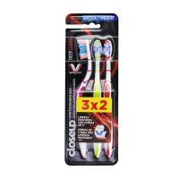 Kit Escova de Dentes Close Up Deep Clean 3un - Cod. 8710908853302