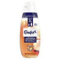 Amaciante Concentrado Comfort Proteção Antiodor 500ml - Cod. 7891150064867