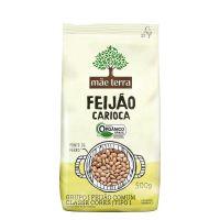 Feijão Carioca Orgânico Mãe Terra 500g - Cod. 7896496910502
