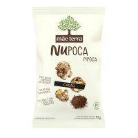 Pipoca Integral e Orgânica Mãe Terra NuPoca Cacau  45g - Cod. 7896496917662