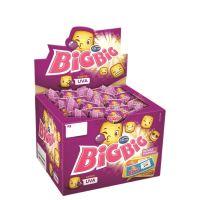 Display de Chicle Bigbig Uva 350g (100 un/cada) | Caixa com 1 - Cod. 7891118013708