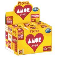Display de Paçoca Amor 18g (30 un/cada) - Cod. 7891118014071