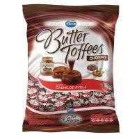 Bolsa de Bala Butter Toffes Creme de Avelã 600g (92 un/cada) - Cod. 7891118014378