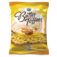 Bolsa de Bala Butter Toffes Mousse de Maracujá 600g (92 un/cada) - Cod. 7891118014484