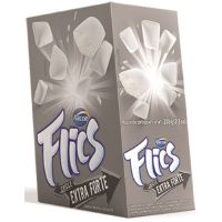 Display de Chicle Flics Extra Forte 208g (12 un/cada) | Caixa com 1 - Cod. 7891118001699