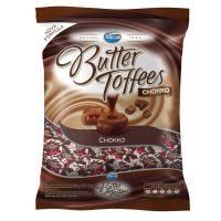 Bolsa de Bala Butter Toffes Chokko Choco 600g (92 un/cada) - Cod. 7891118014354